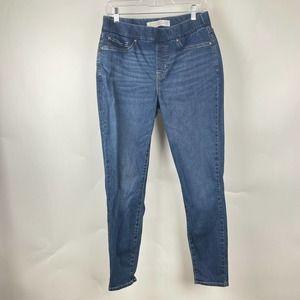 Levi's Strauss Elastic Waist Denim Women's Jeans